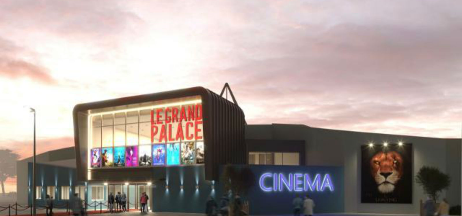 CINEMA LE GRAND PALACE